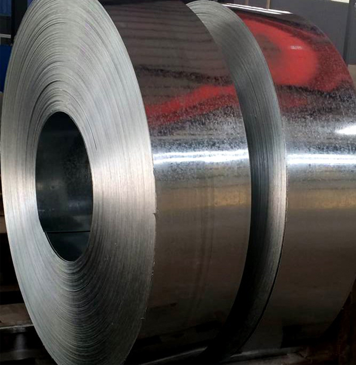 Zinc coated galvanized steel strip Q235 with factory price