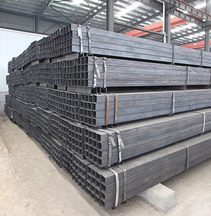 Prime Quality Hot Rolled Square Steel Tube Wild Metal Pipes