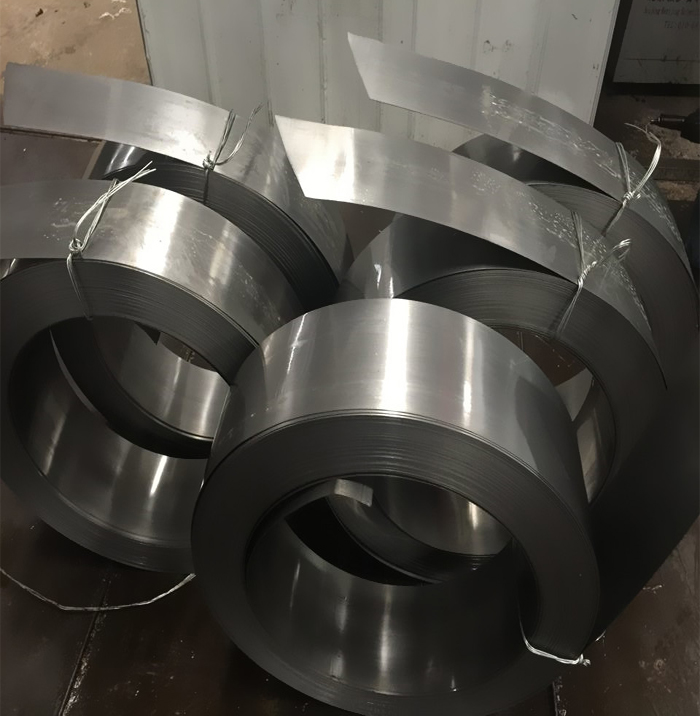 Q195 full hard carbon cold rolled steel strip in coil from manufacturer China