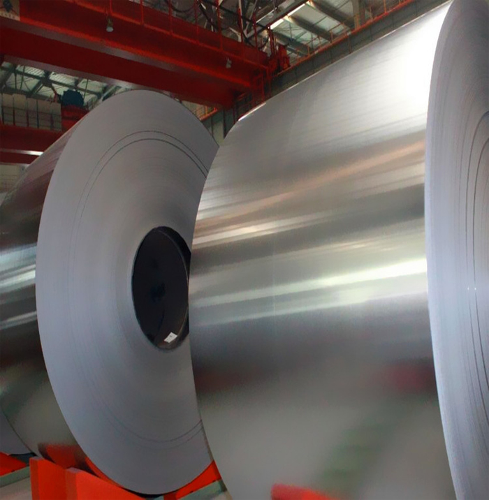 high quality SPCC carbon cold rolled steel coil from manufacturer in China