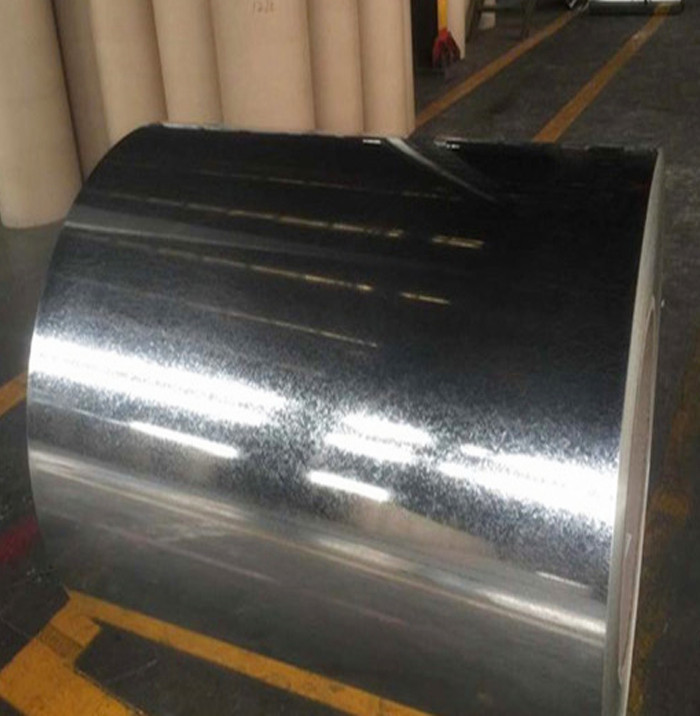SPCC Q195 0.9*1250mm Z100 galvanized steel sheet gi coils for metal studs