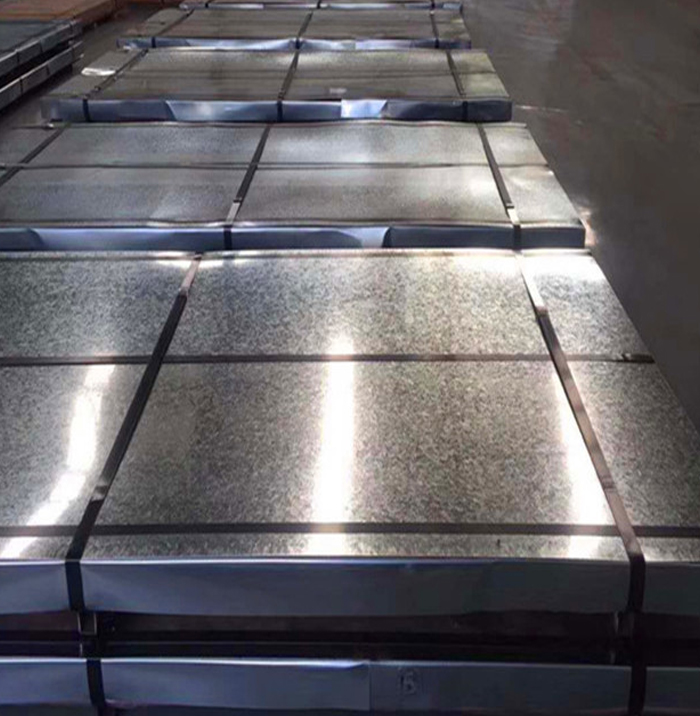 DX51D 1.5mm high quality galvanized steel sheet for metal roofing