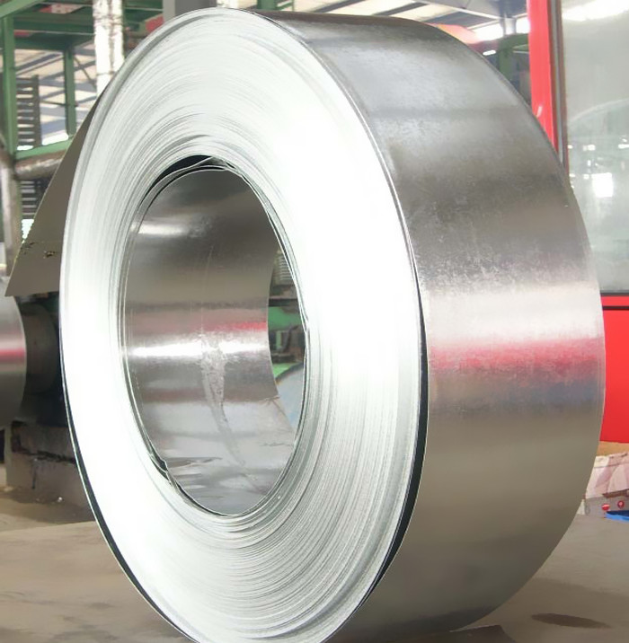Factory price regular spangle Q195 hot dipped galvanized mild steel strips