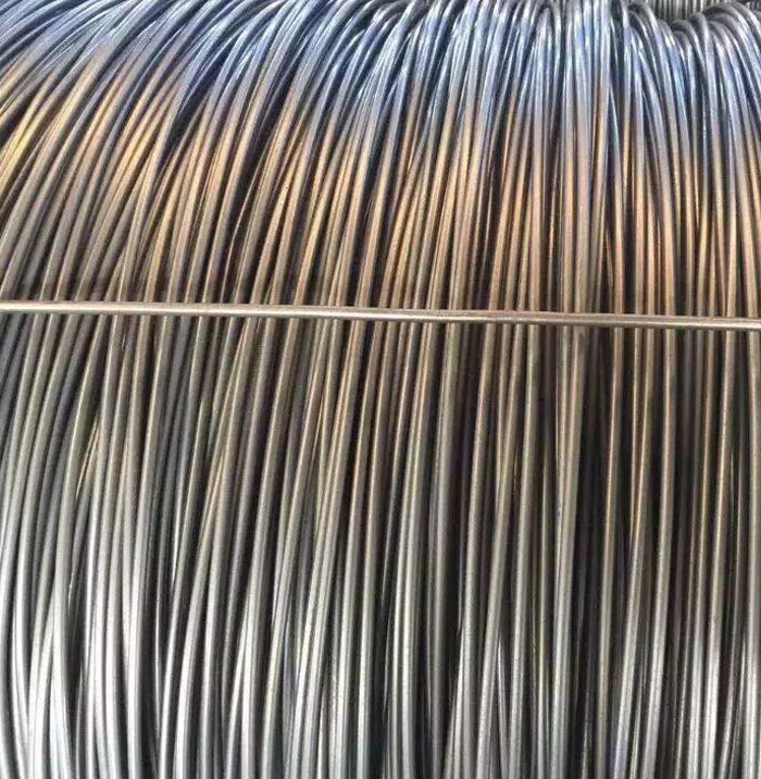 Chinese Factory Directly And Prime Quality Mild Steel Wire Rod In Coil
