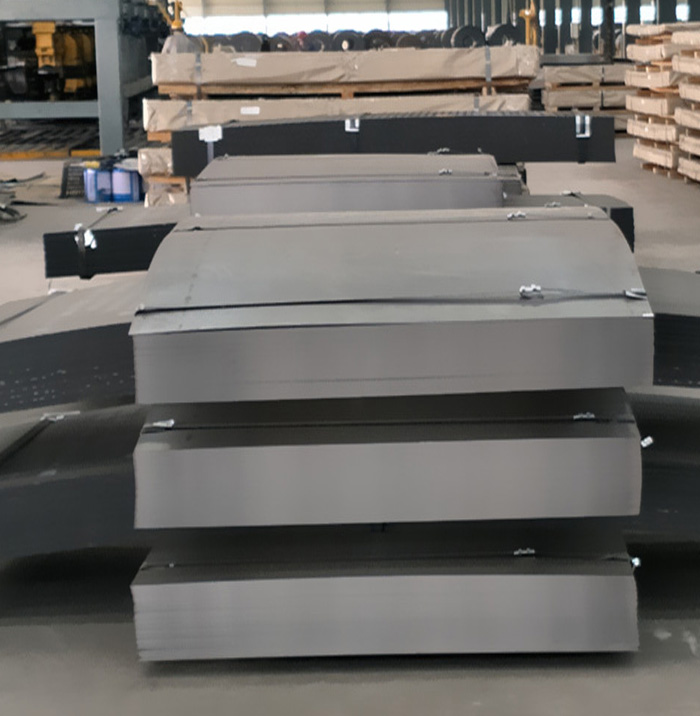 factory price mild steel plates Q235B hot rolled black iron sheet