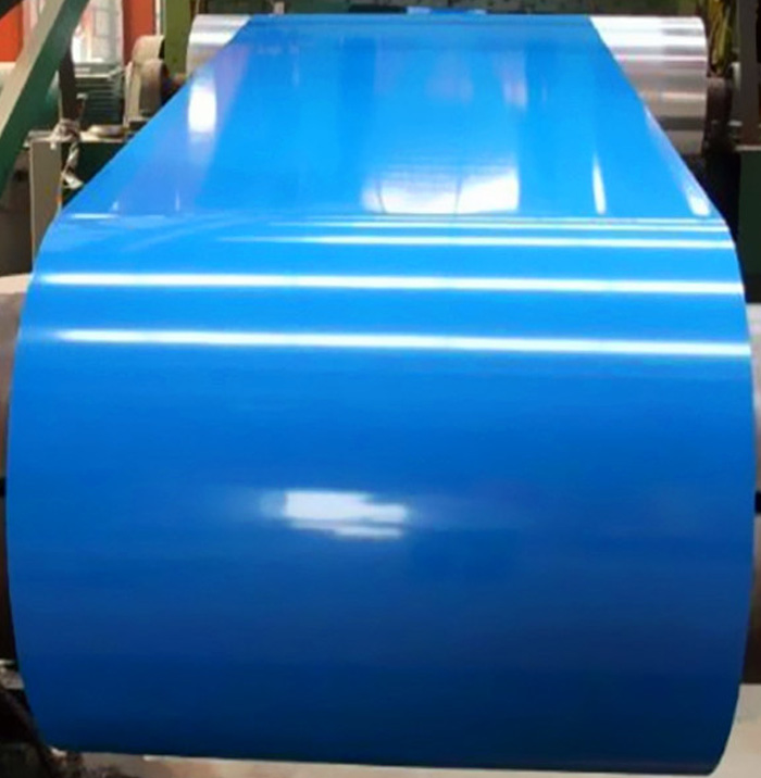 Best quality color coated PPGI pre painted galvanized steel coil wide applications