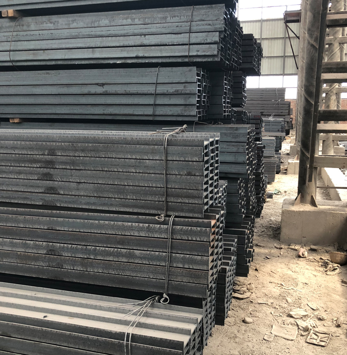 Universal Size I Beam GB Standard Hot Rolled Steel I Beam