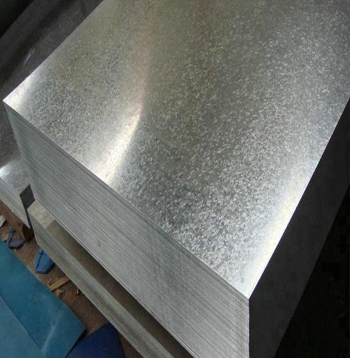 High quality DX51D galvanized steel sheets thickness 1.0mm for sale