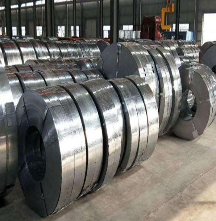Factory directly sale hot dip galvanized steel strip coil for light steel