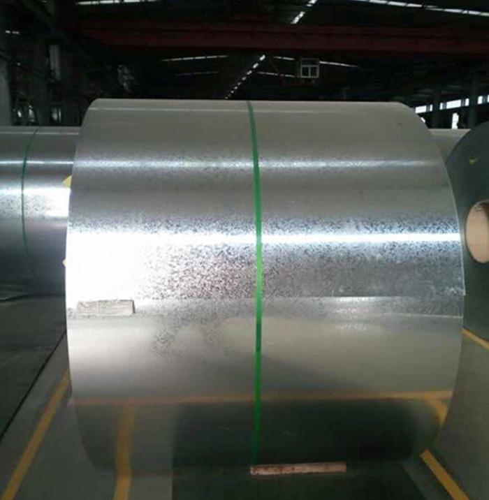 China factory price DX51D cold rolled hot dipped galvanized steel coil for roofing sheet