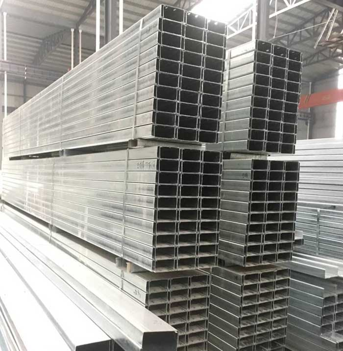 Good Price And Factory Direct Galvanized Steel C Channel