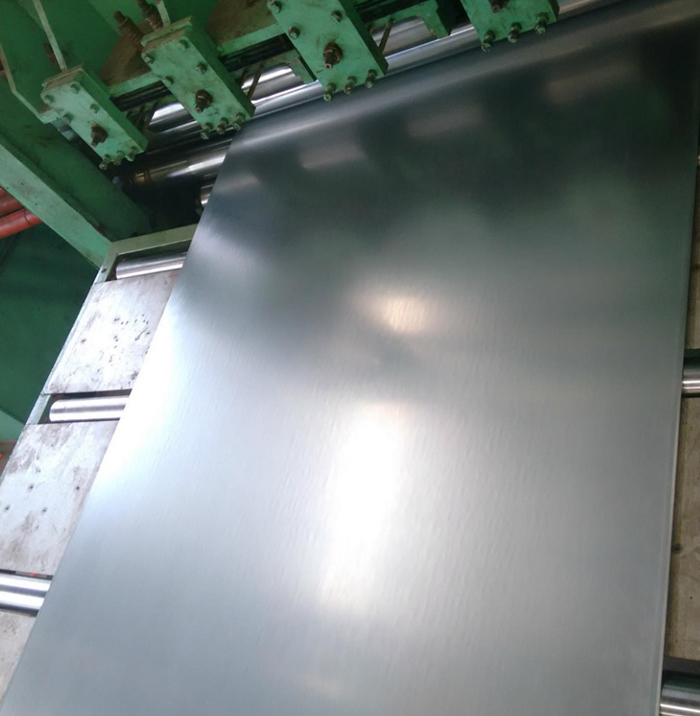 good quality cold rolled steel sheet metal grades SPCC with various properties