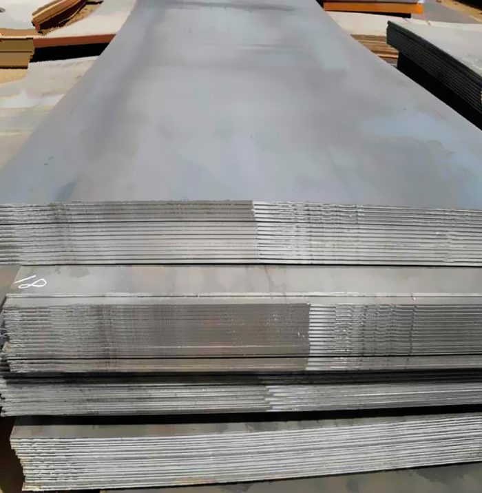 Building material ms carbon hot rolled steel plate sheet factory price per ton