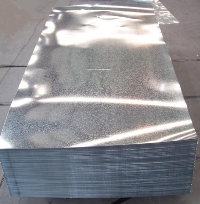 Hot selling galvanized steel sheet metal 1.2mm thick in iron sheet