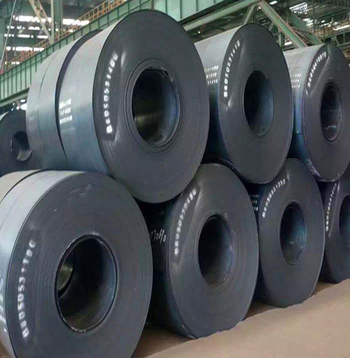 Top quality Q195 ms hot rolled carbon strip steel wide uses in steel strips