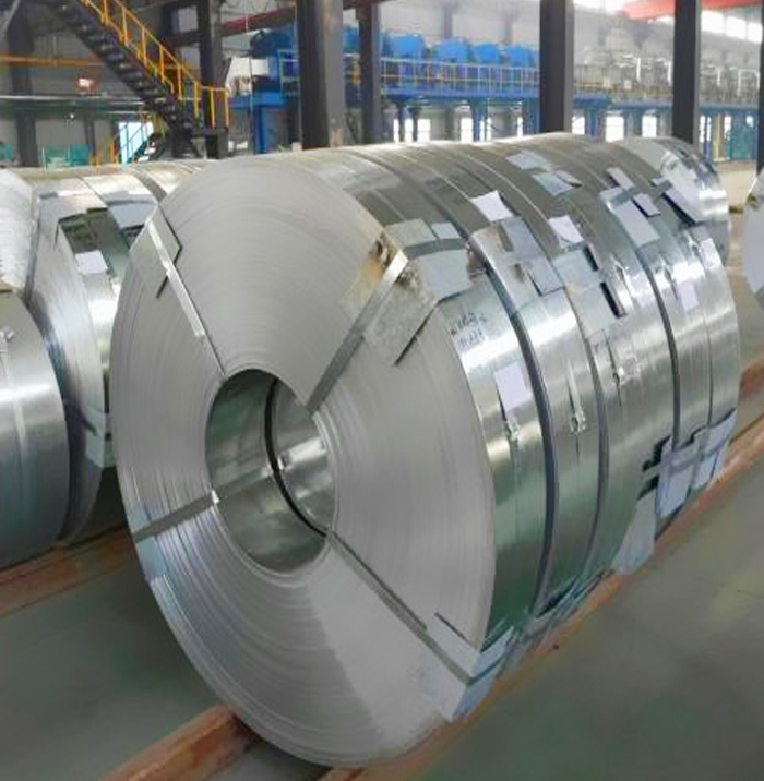 quality dx51d galvanized steel edging strip roll factory price per ton