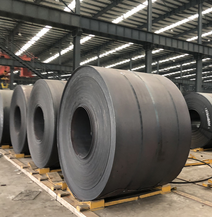 HR coils 2.75mm thick hot rolled coil steel grades Q235 in steel sheets