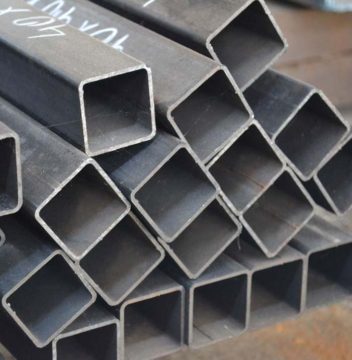 Hot Rolled Black Square Steel Tube