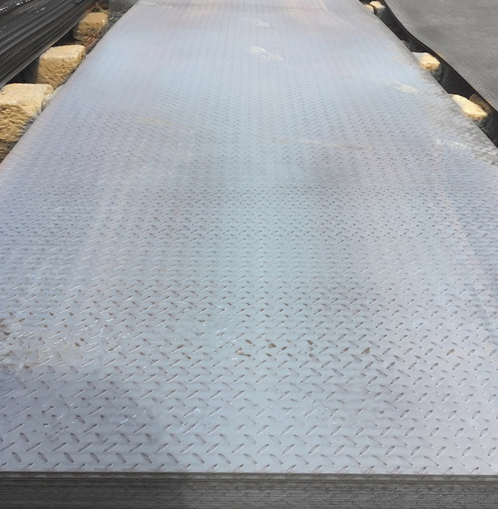 Prime Q235 hot rolled steel chequered plate grades astm a36 in hot rolled ms plate