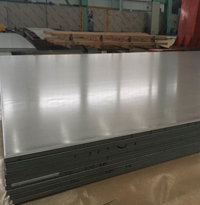 High quality Q235 cold rolled steel sheet metal factory price