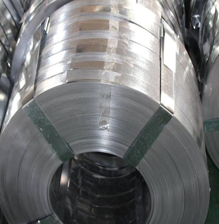 hot dip galvanized steel strip coils roll for manufacturing channel and pipes