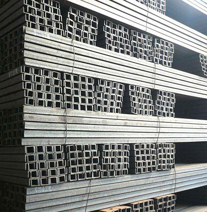 High Quality Construction Material Steel U Channel
