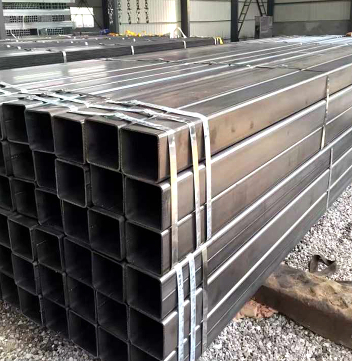 Cold Rolled Black Steel Square Tube