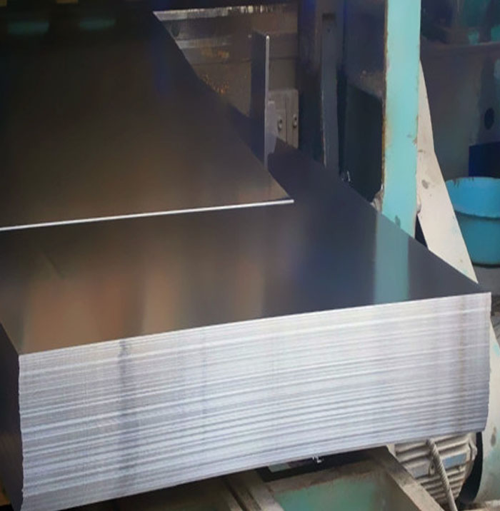 China factory prime cold rolled steel sheet in accurate weight calculation