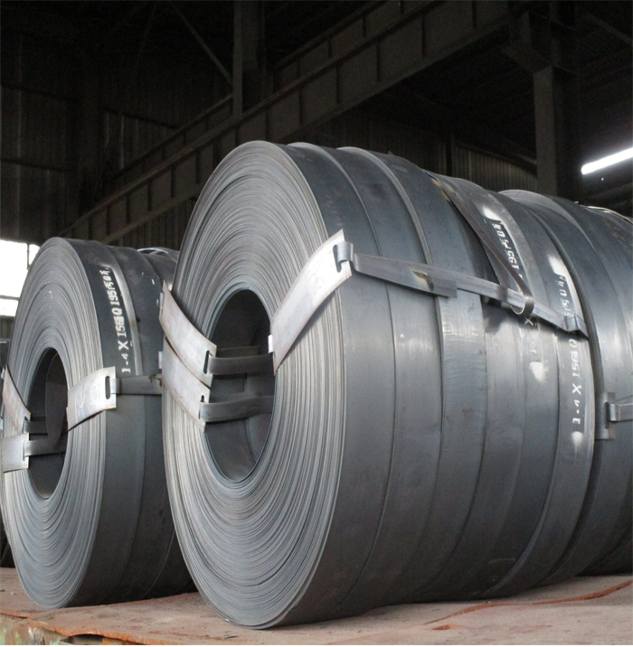 Manufacturers of hot rolled steel strip