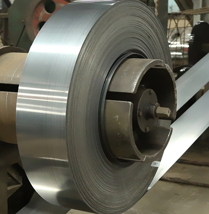 Q195 cold rolled steel strip in coil with wide uses made in China
