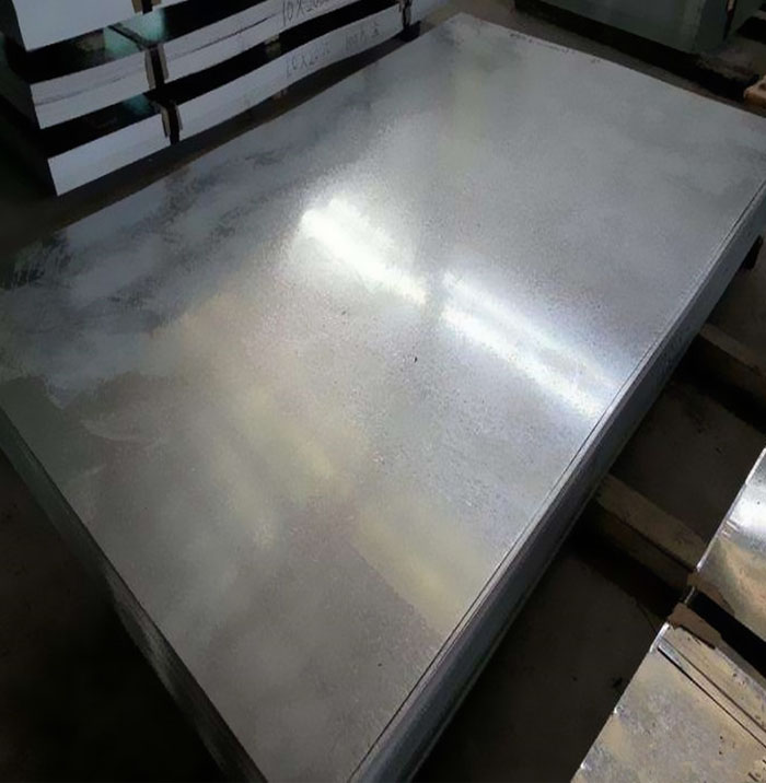 DX51D+Z prime quality hot dipped galvanized steel sheet with factory price