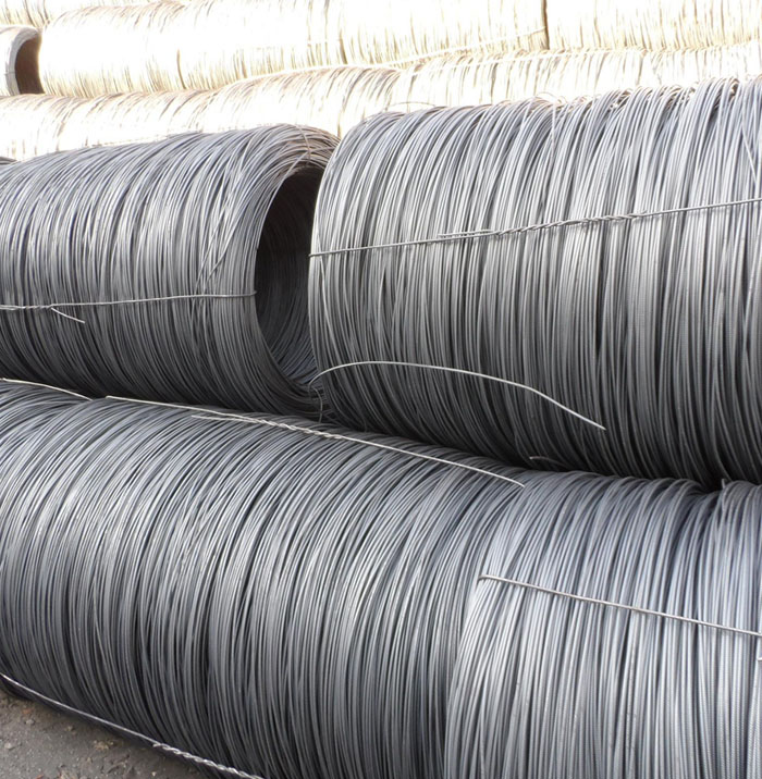 Prime Quality Steel Wire Rod For Mesh Net