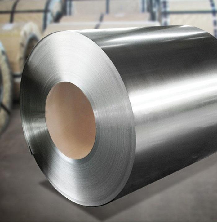 Galvanized steel coil Z40 regular spangle 0.25*1000MM