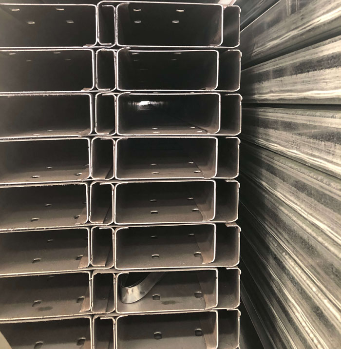 best price steel channel c type 41x41 Hot Rolled Steel C Channel