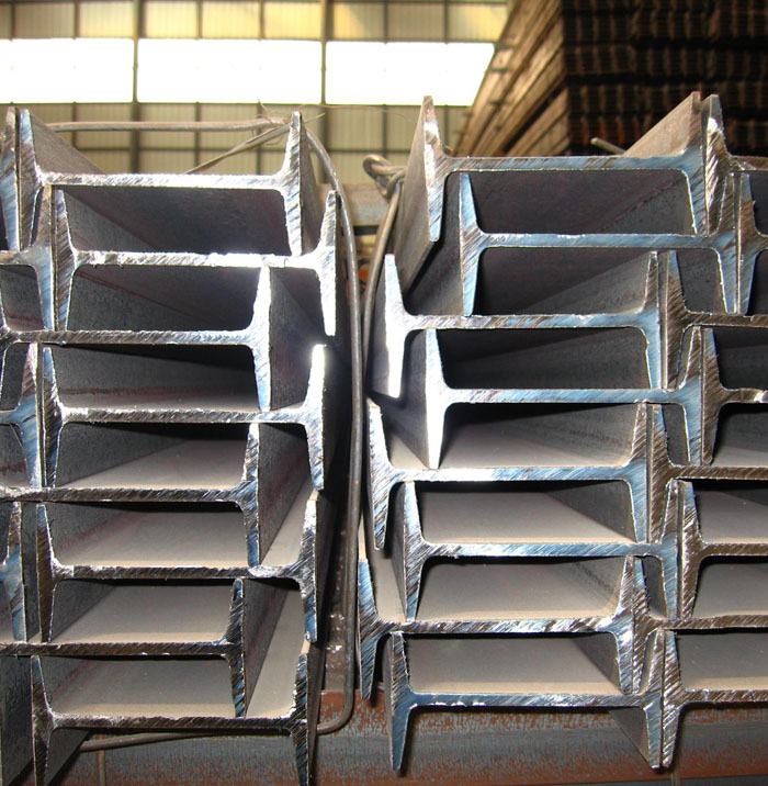 I Beam steel a36 s355 price per kg welded structural I steel