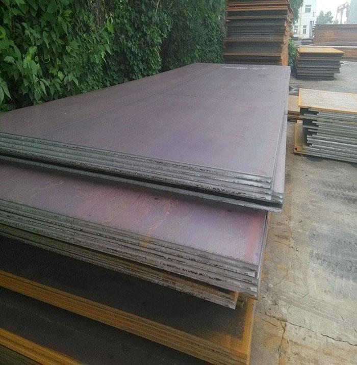 Factory Mild Steel Plate Corten Plate Alloy Plate