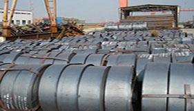 What is the difference between hot rolled steel and cold rolled steel?